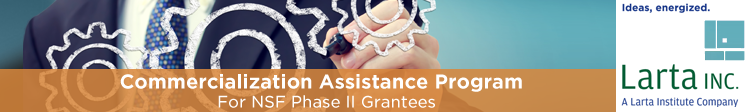 CAP2 for NSF Phase II Grantees